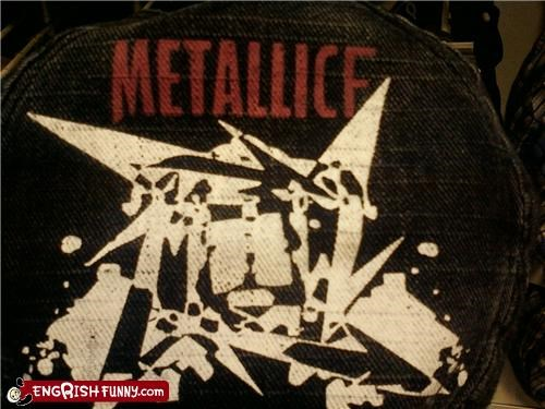 Hall of Fame jacket metallica testingzone typo