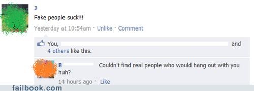 forever alone real people fake people funny