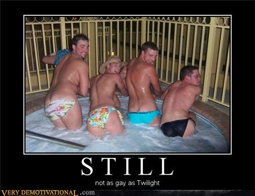 Hot gay tub