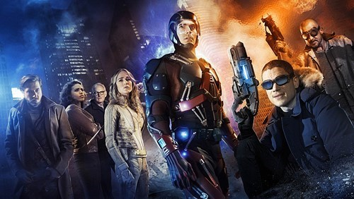 list DC the cw spinoff legends of tomorrow - 491781
