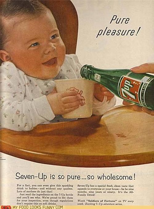 7up,Babies,nutrition,pop,soda,sugar,teeth