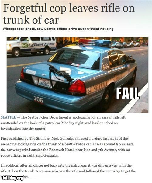 failboat g rated guns Probably bad News seattle stupid police - 4917958400