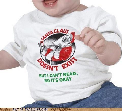 baby IRL santa claus shirt - 4917980672