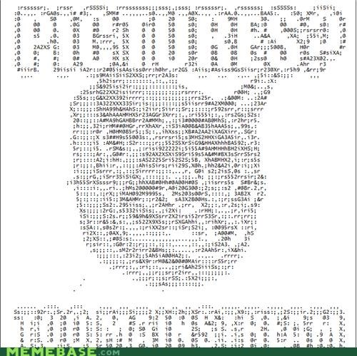 ASCII classic dos Hipster Kitty mainstream pictures text - 4918331392