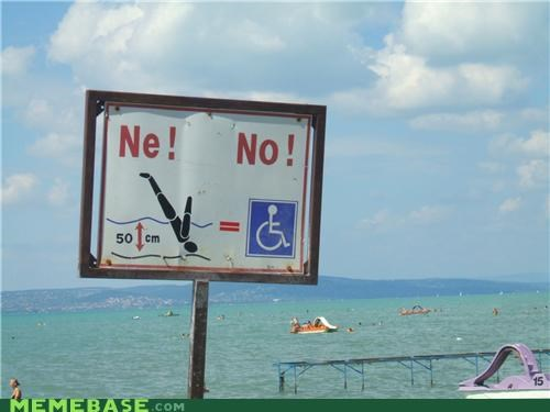 diving IRL ne no wheelchair - 4918362624