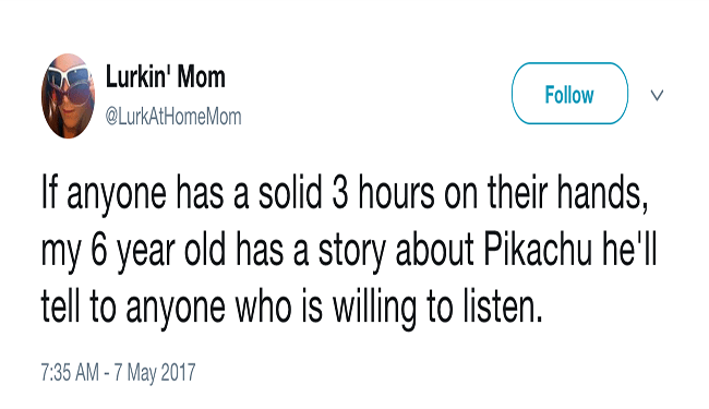 twitter parenting tweets six year old cheezcake funny - 4918533