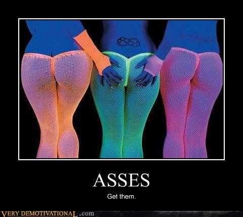 black light booty glow in the dark pants Pure Awesome - 4919155712