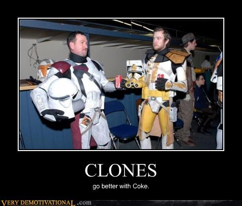 clone troopers coke hilarious wtf - 4919718144