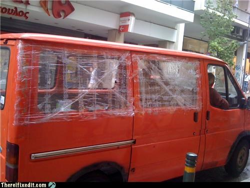 dual use safety first tape vans - 4919739392