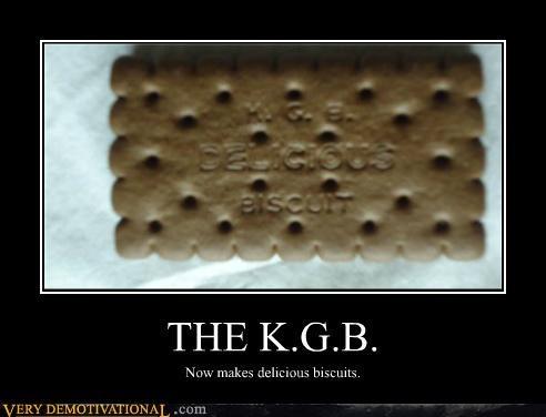 biscuit cookies hilarious KGB - 4920355840