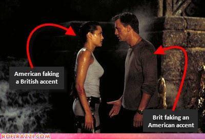 actor,Angelina Jolie,celeb,Daniel Craig,funny,Tomb Raider