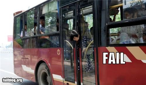 bus,failboat,g rated,public transportation,struck