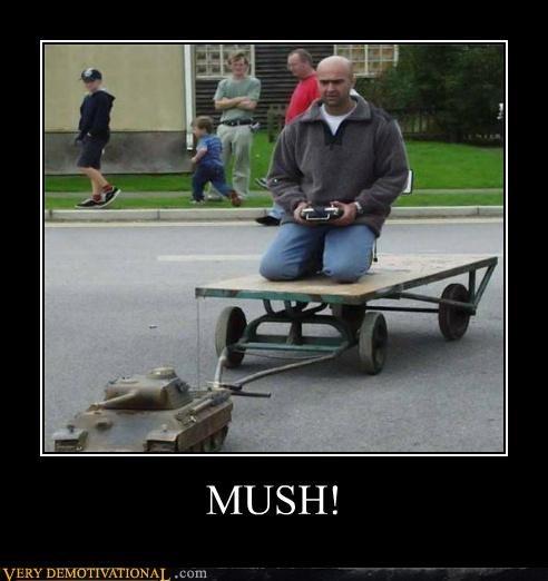 hilarious mush remote control tank - 4921022464