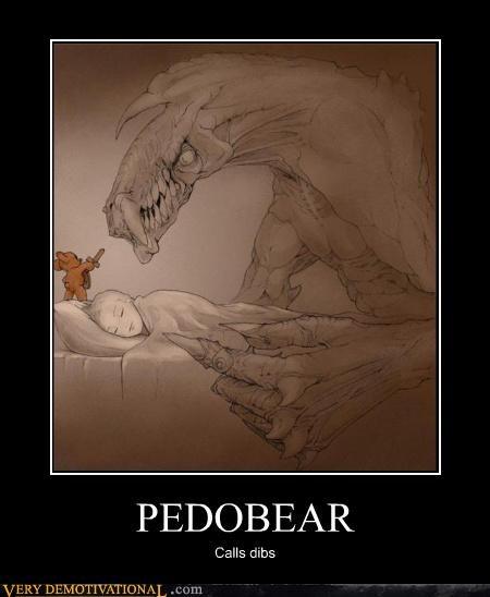 art hilarious kid monster pedobear wtf - 4921697024
