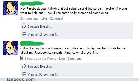 buzzwords,homeland security,status updates