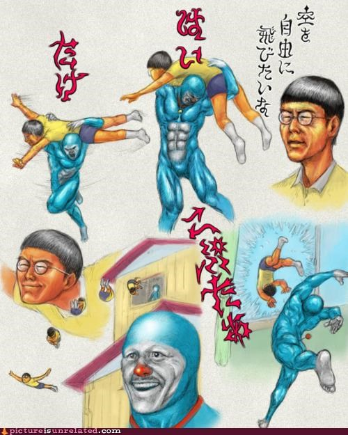 art,creepy,fly,Japan,wtf