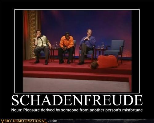 hilarious pleasure schadenfreude whos-line - 4922590208