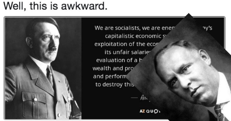 twitter quote nazi socialism hitler - 4923141