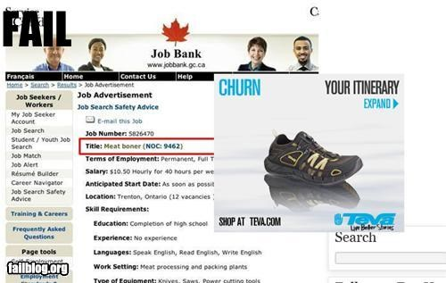 Fail on top of a Fail Add placement fail,on another fail.