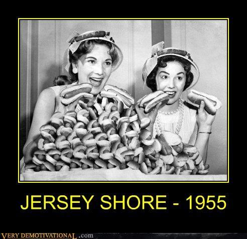 1955,hilarious,hotdog,jersey shore