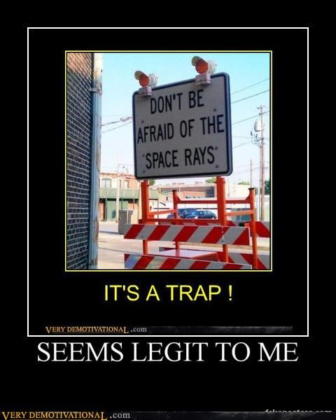 trap,funny,space rays