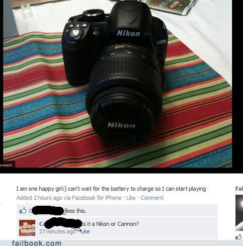 canon facepalm image nikon really - 4925169664