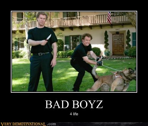 bad boyz hilarious john-c-riley Will Ferrell