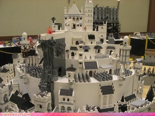 awesome cool Hall of Fame lego Lord of the Rings middle earth sci fi - 4925454080