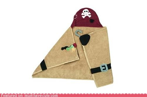 accessories bath Pirate towel - 4925478144
