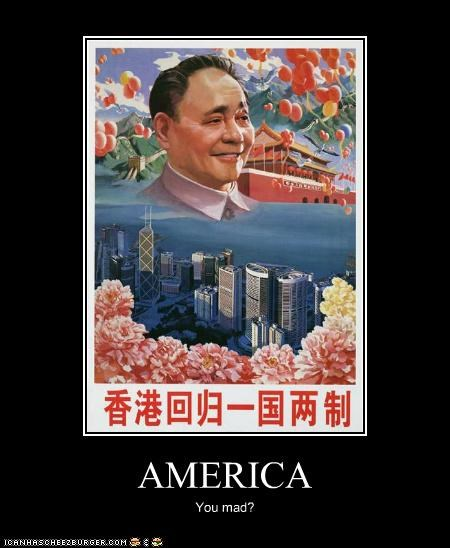 america China political pictures