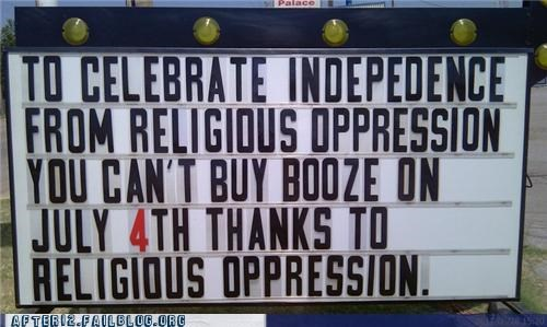 4th of july fourth of july independence day religion sign