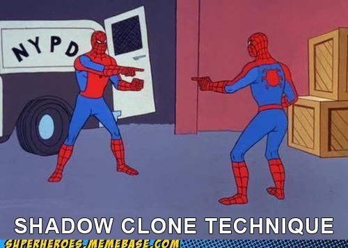 clone double Spider-Man Super-Lols wtf - 4926457088