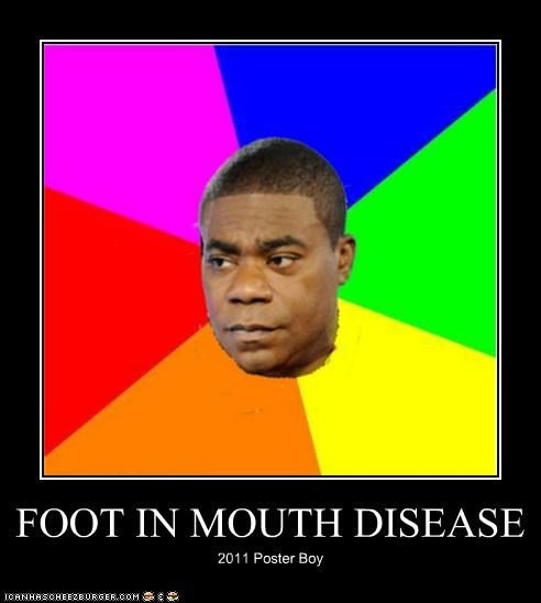 FOOT IN MOUTH DISEASE 2011 Poster Boy