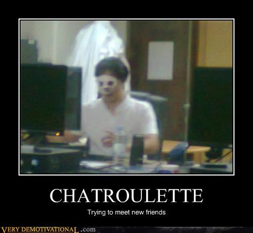 chatroulette friends hilarious scary wtf - 4926711808
