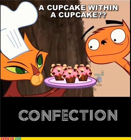 confection cupcakes dreams Inception TV - 4926961152