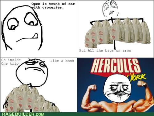 groceries,hercules new york,me gusta,Rage Comics