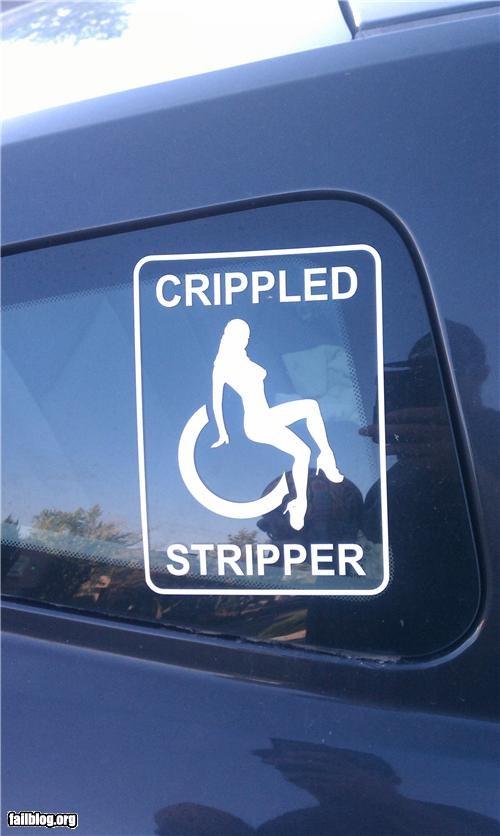 failboat handicapped innunuendo oddly specific signs - 4927058432