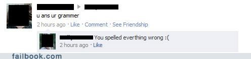 facepalm really spelling - 4927232256