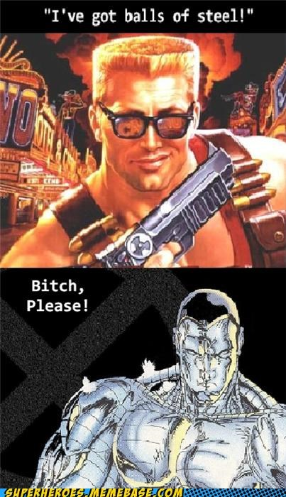 colossus Duke Nukem Super-Lols weird wtf - 4927687936
