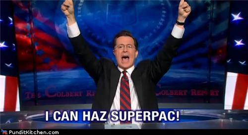 cheezburger icanhascheezburger.com lolcats political pictures stephen colbert - 4928347136
