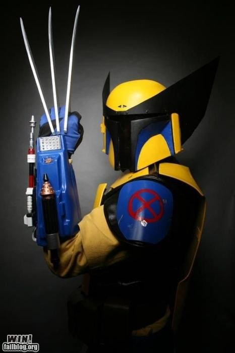 costume,nerdgasm,star wars,superheroes,xmen