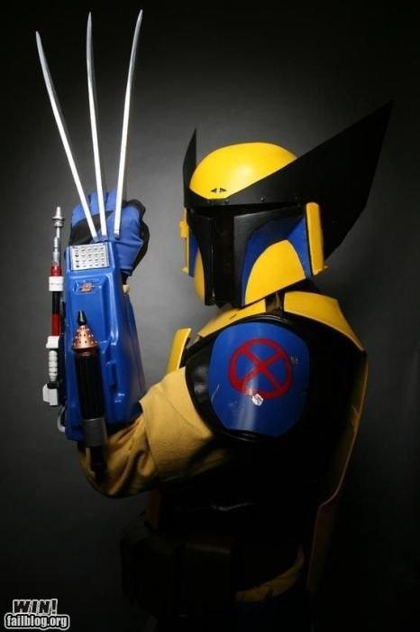 costume nerdgasm star wars superheroes xmen - 4928377344