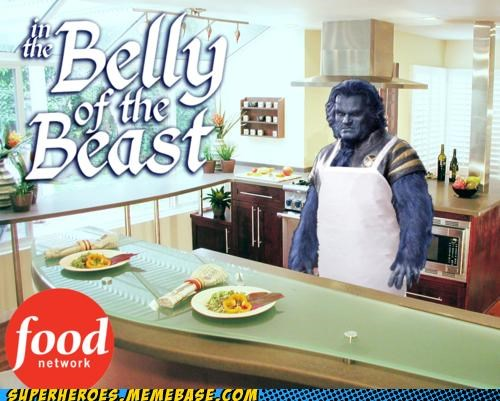 awesome beast cooking photoshop Random Heroics