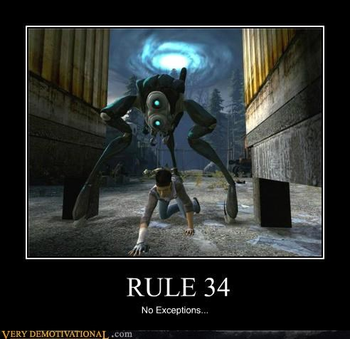 half life,hilarious,Rule 34,video games,wtf