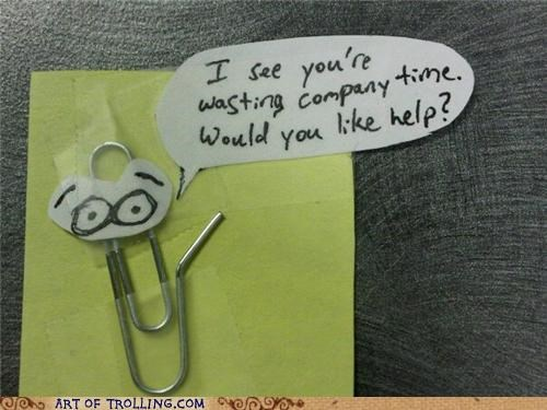clippy,IRL,microsoft office helper,win