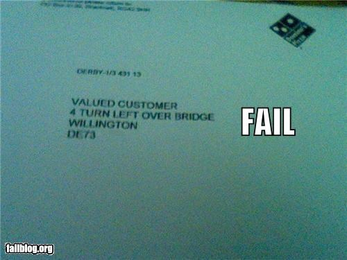 address,g rated,mail,stupidity