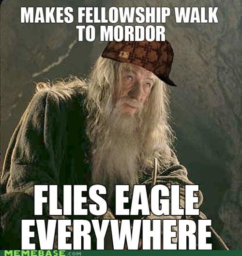 books eagle fellowship gandalf Memes movies wizard - 4928632320