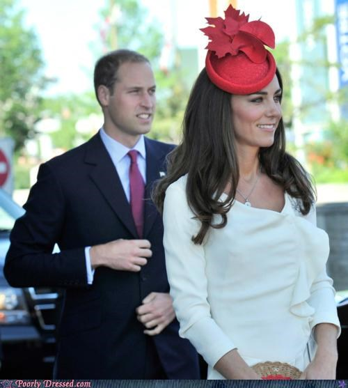 canada day,hat,kate middleton