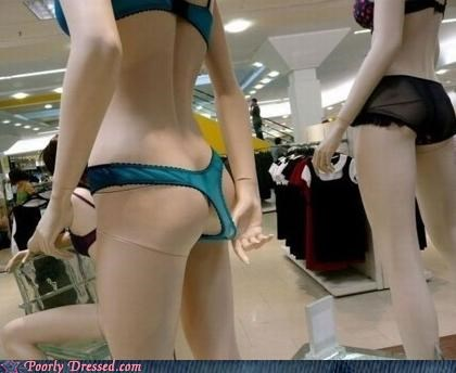 adjustment lingerie mannequin underwear