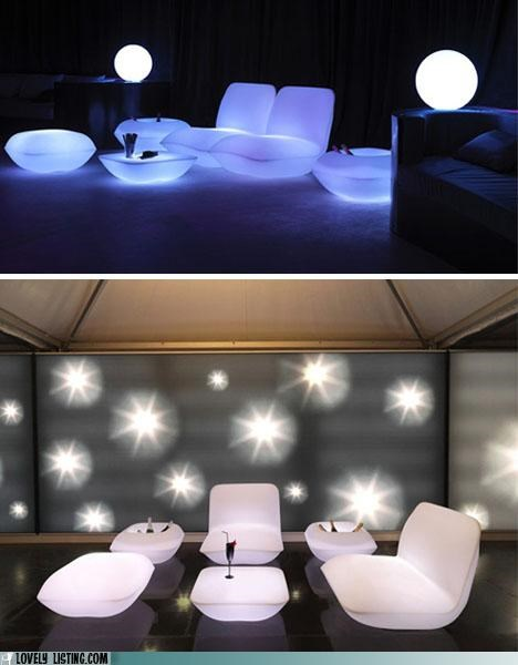 furniture glow light - 4928898816